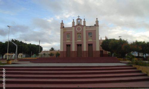 Carnaubal - Igreja de São Francisco de Assis