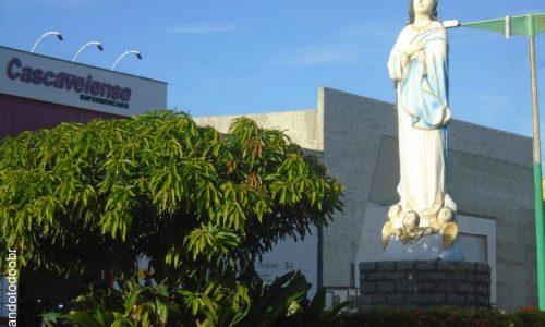 Cascavel - Imagem em homenagem a Nossa Senhora da Conceição
