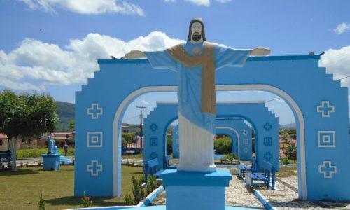 Catunda - Imagem em homenagem ao Cristo Redentor