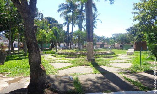 Cavalcante - Praça Diogo Teles Cavalcante