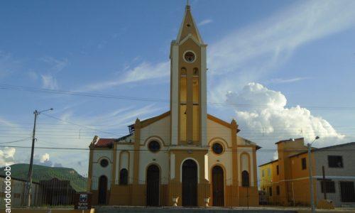 Choró - Igreja de São Sebastião