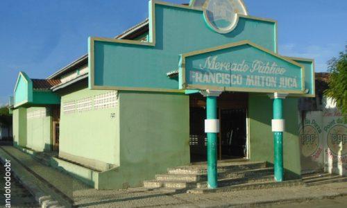 Choró - Mercado Público Municipal Francisco Milton jucá