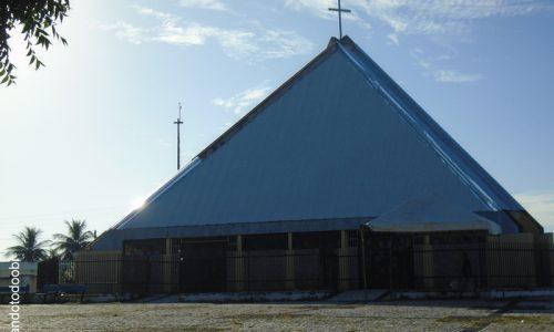 Chorozinho - Igreja de Santa Terezinha do Menino Jesus