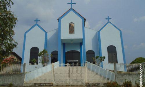 Chupinguaia - Igreja Matriz de Nossa Senhora Aparecida
