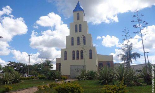 Cocalzinho de Goiás - Igreja Matriz de Santo Antônio