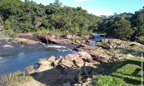 Corumbá de Goiás - Cachoeira do Monjolinho