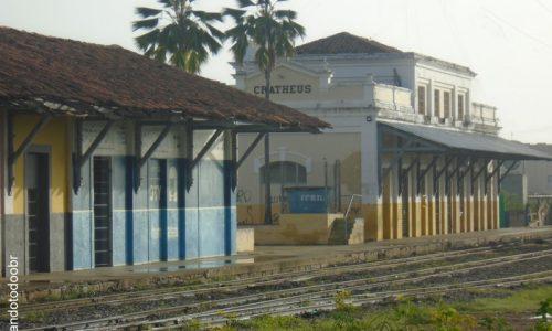 Crateús - Antiga Estação Ferroviária