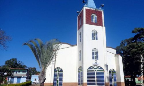 Cromínia - Igreja de Santa Bárbara
