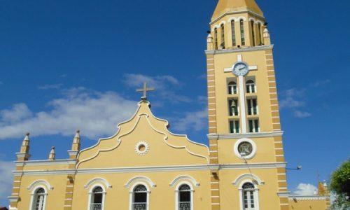 Cruz - Igreja de São Francisco das Chagas
