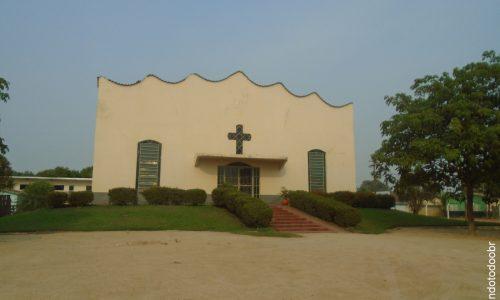 Cujubim - Igreja de São João Batista