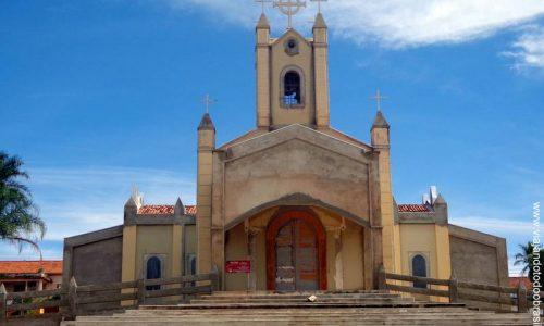 Cumari - Igreja Matriz de São João Batista