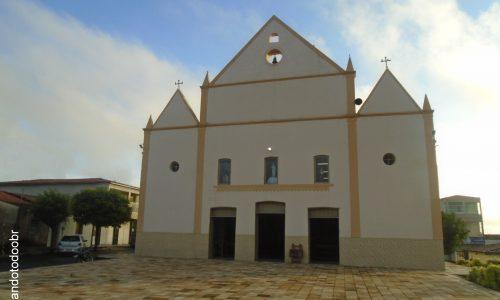 Deputado Irapuan Pinheiro - Igreja Matriz de Nossa Senhora da Conceição