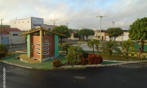Deputado Irapuan Pinheiro - Praça Prefeito Francisco Edson de Oliveira