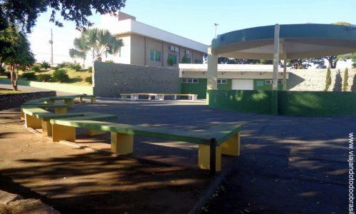 Edéia - Praça João Esteves Rodrigues