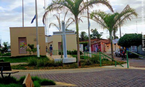 Espírito Santo - Praça do Cruzeiro