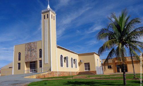 Estrela do Norte - Igreja de Nossa Senhora Aparecida