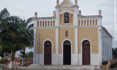 Extremoz - Igreja Matriz São Miguel Arcanjo