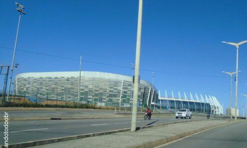 Fortaleza - Estádio Plácido Castelo
