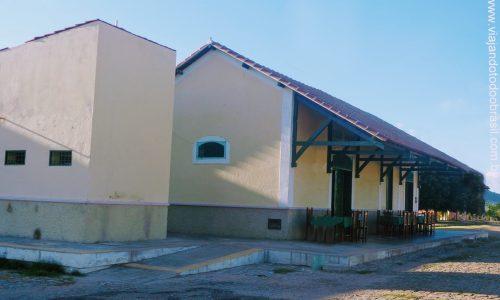 Frutuoso Gomes - Antiga Estação Ferroviária