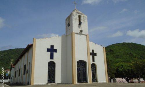 General Sampaio - Igreja do Sagrado Coração de Jesus