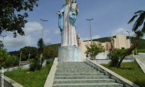 General Sampaio - Imagem em homenagem a Nossa Senhora do Rosário