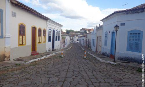 Goiás - Rua Dom Cândido