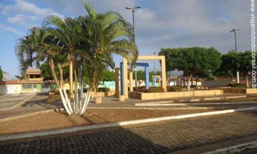 Goianinha - Praça da COHAB