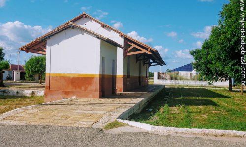 Governador Dix-Sept Rosado - Antiga Estação Ferroviária