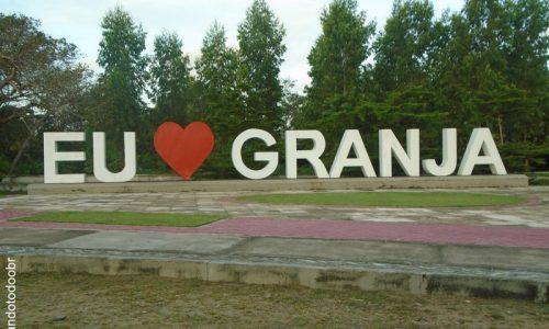 Granja - Letreiro