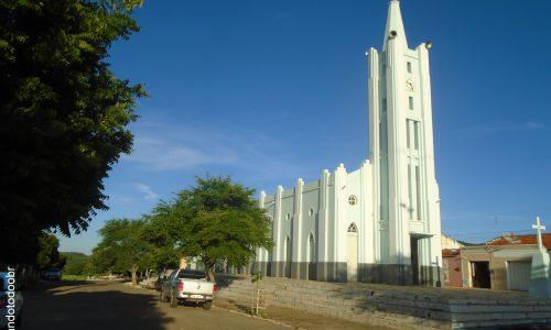 Granjeiro - Igreja Matriz de Nossa Senhora da Conceição
