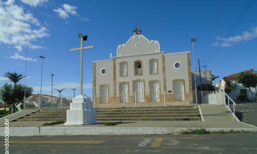 Groaíras - Igreja de Nossa Senhora do Rosário