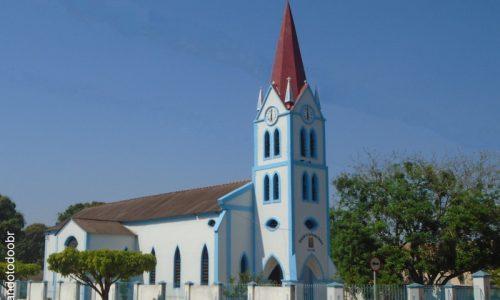 Guajará-Mirim - Igreja de Nossa Senhora do Perpétuo Socorro
