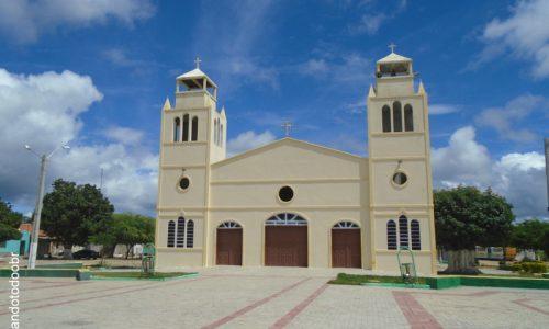 Guaraciaba do Norte - Igreja de Nossa Senhora do Perpétuo Socorro (Várzea dos Espinhos)