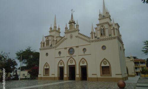 Guaraciaba do Norte - Igreja Matriz de Nossa Senhora dos Prazeres