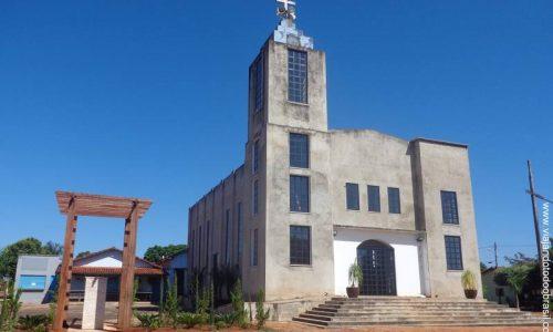 Heitoraí - Igreja Matriz de Nossa Senhora Aparecida