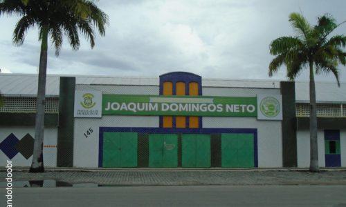 Horizonte - Ginásio de Esportes Joaquim Domingos Neto
