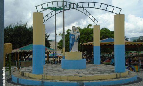 Ibaretama - Praça de Nossa Senhora Auxiliadora