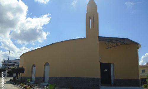 Ibicuitinga - Igreja de Nossa Senhora dos Remédios