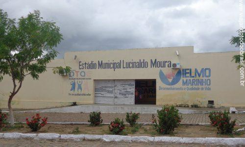 Ielmo Marinho - Estádio Municipal Lucinaldo Moura