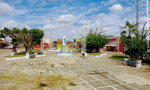 Ipanguaçu - Praça Nossa Senhora de Lourdes