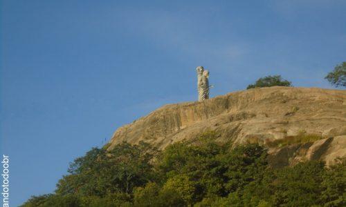 Ipaumirim - Pedra de São Sebastião