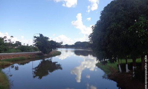 Iporá - Lago Pôr do Sol