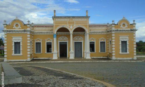 Ipu - Antiga Estação Ferroviária