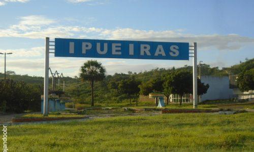 Ipueiras - Letreiro