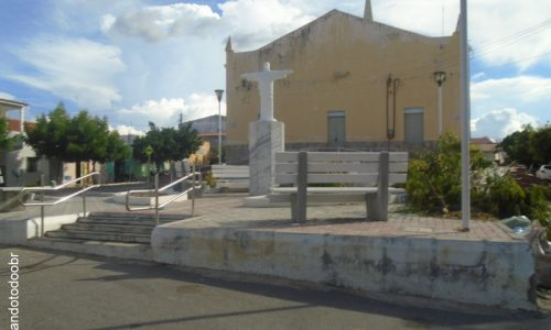 Iracema - Praça Cristo Redentor