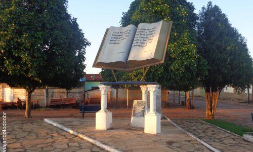 Itaguari - Praça da Bíblia