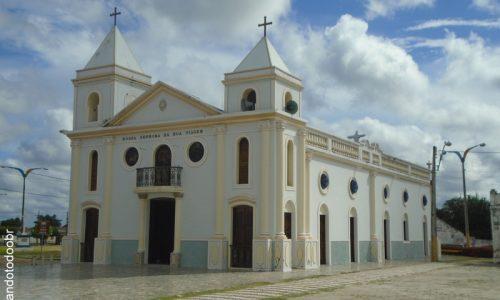Itaiçaba - Igreja de Nossa Senhora da Boa Viagem