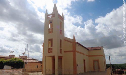 Itajá - Igreja Matriz São Vicente Férrer