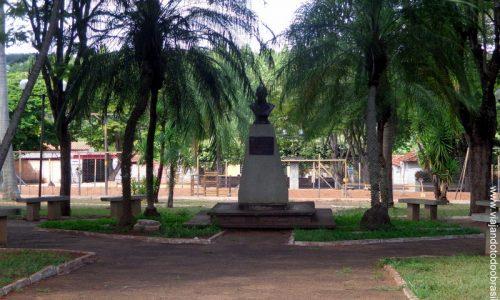 Itajá - Praça Sebastião Alexandre de Freitas