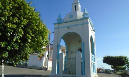 Itapiúna - Imagem em homenagem a São Francisco